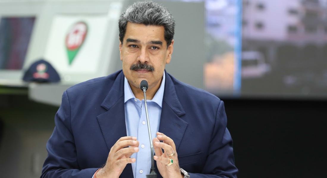 """Maduro anunció la creación de un cuerpo nacional especial """"contra el terrorismo"""" y planteó regulaciones para redes sociales. Foto: Cortesía"""