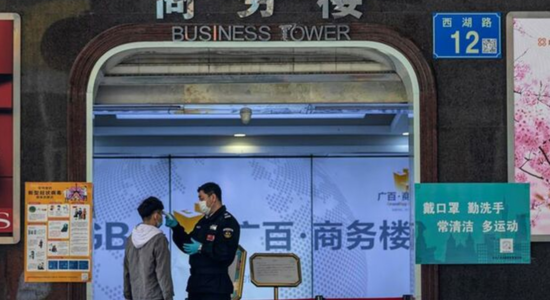 Muertes por coronavirus en China ascendieron a 2.345. Foto: EFE