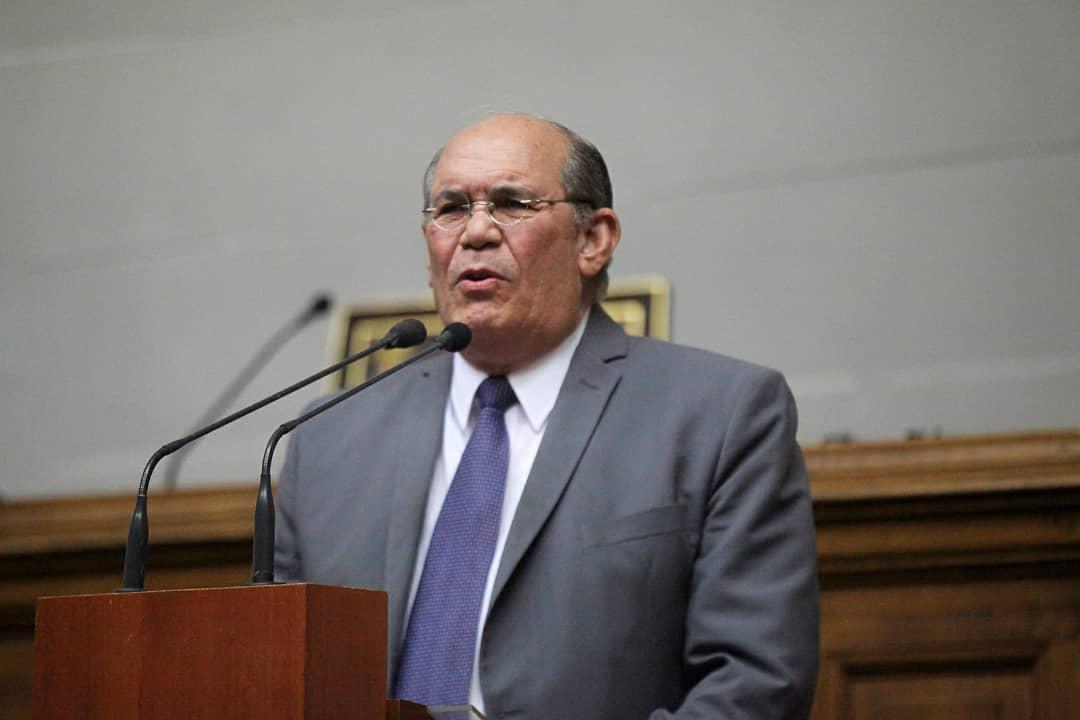 Diputado Omar Gonzalez