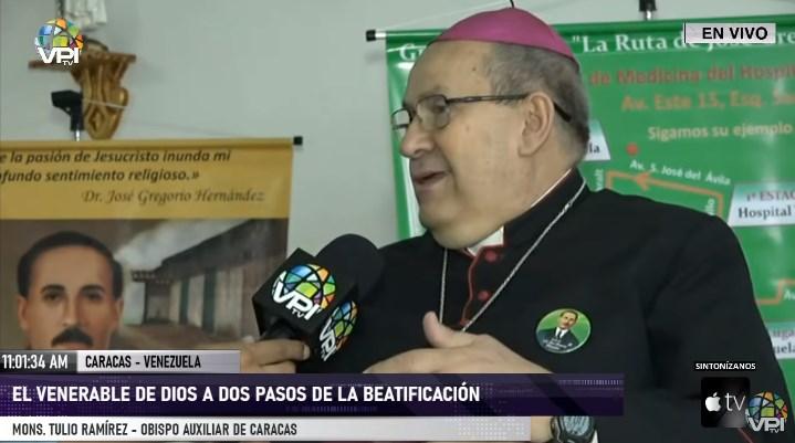 A solo dos pasos: así se encuentra la beatificación del Dr. José Gregorio Hernández (+Vídeo)