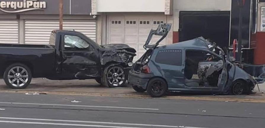 Accidente | Video: Cortesía