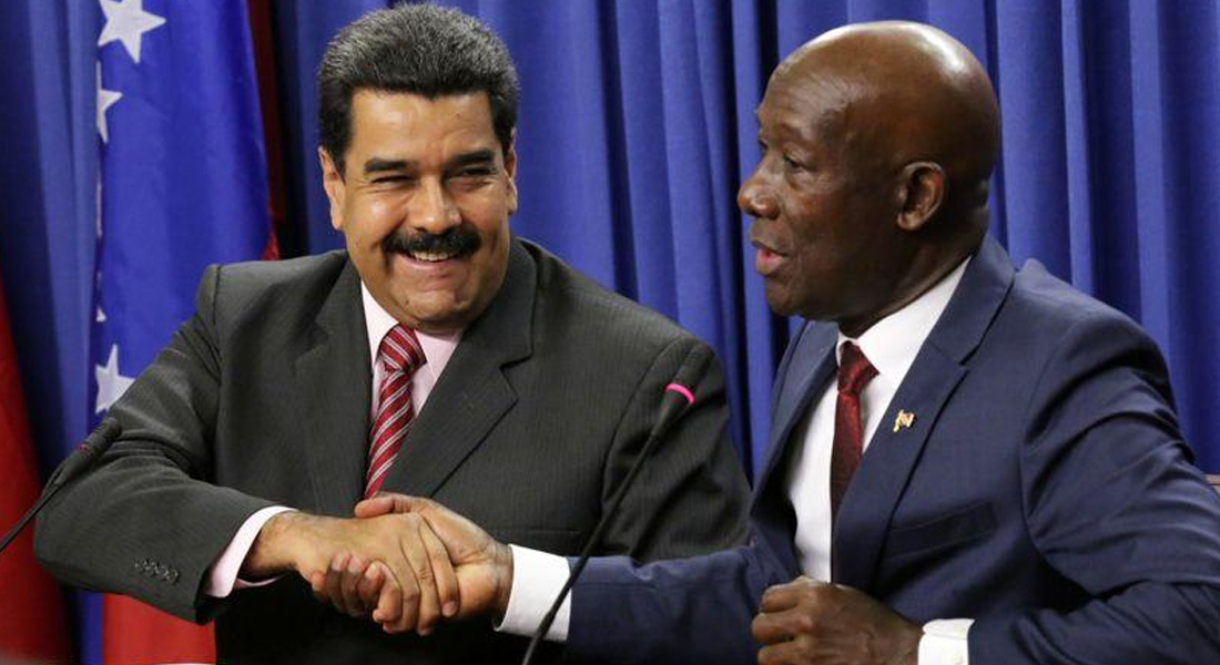 Trinidad y Tobago suspendió acuerdo de gas con el régimen de Maduro por sanciones de EEUU. Foto: Reuters
