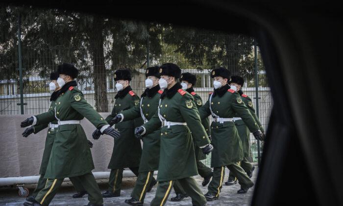 Desaparecieron - China