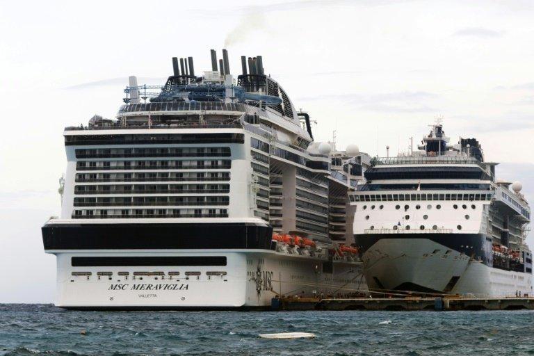 Crucero - México