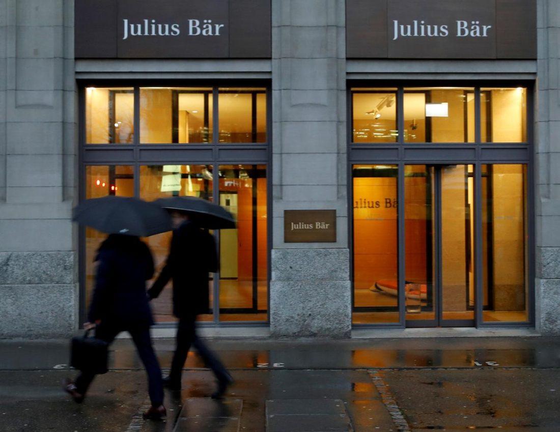 Banco suizo Julius Baer