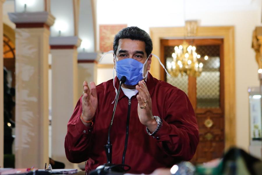 Nicolás Maduro Estado de Alarma se extiende por 30 días más en Venezuela