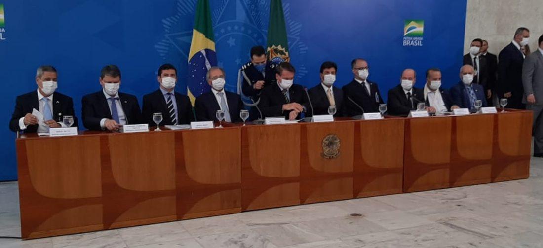 Presidente de Brasil, Jair Bolsonaro podría declarar estado de calamidad pública en Brasil