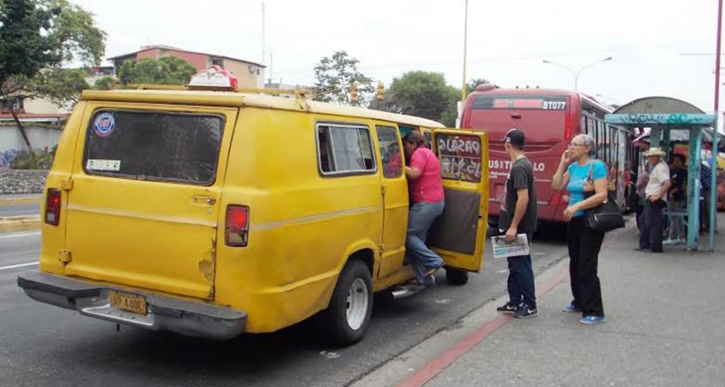 Anunciaron suspensión del transporte público en Boconó (Trujillo) por 20 días