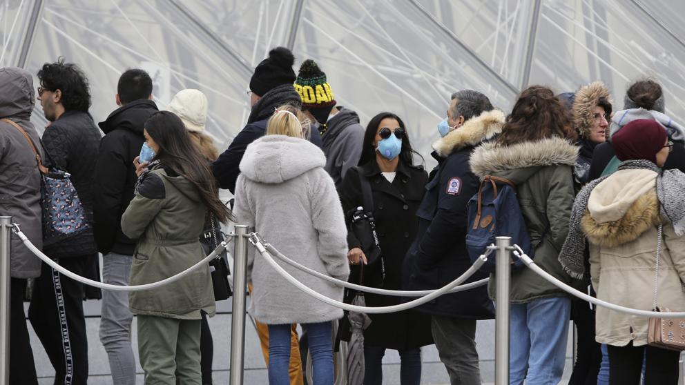 Estas son las medidas en Francia para contención de coronavirus COVID-19
