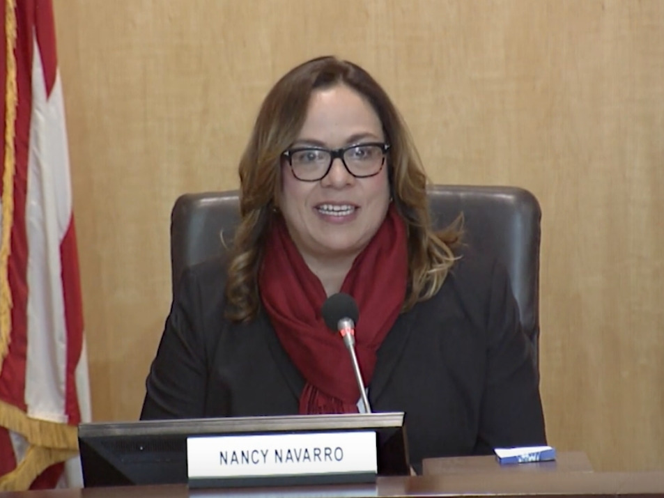 Nancy Navarro: la política venezolana entre las 150 mujeres más respetadas en Washington
