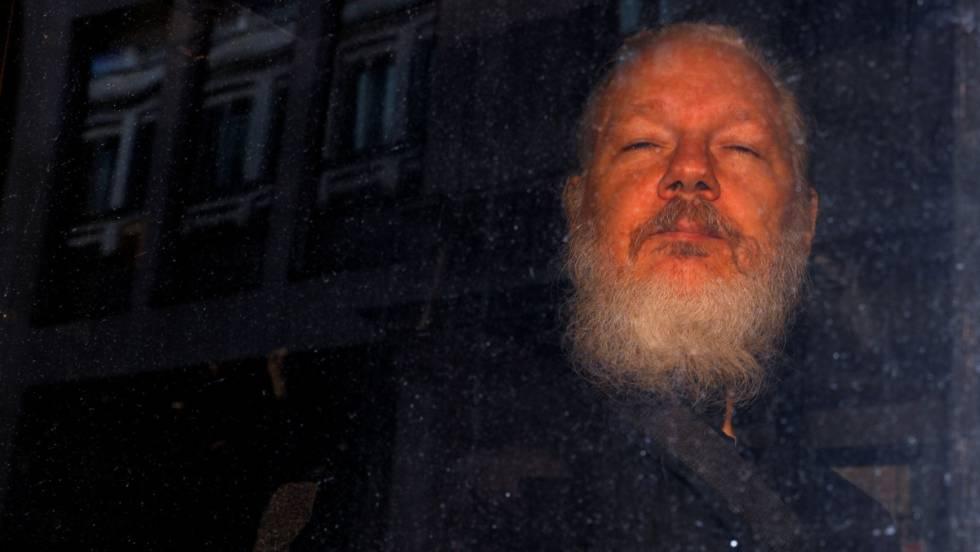 Negaron petición de libertad condicional a Julian Assange (Wikileaks)
