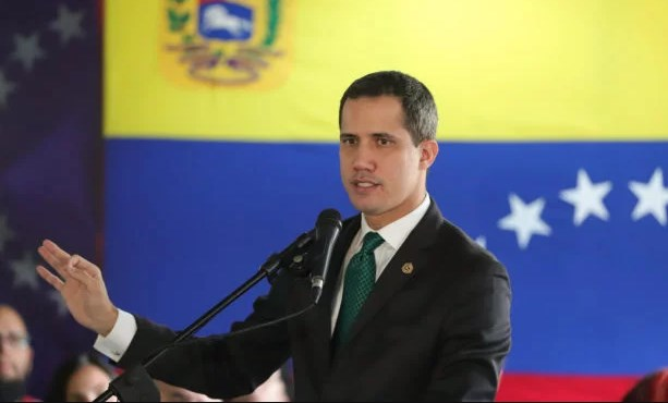 "Pdte. (E) Guaidó llamó a conformar ""Gobierno de Emergencia Nacional"" para combatir COVID-19"