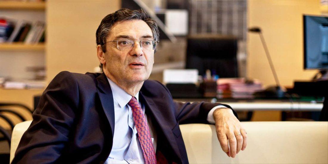 Falleció político francés Patrick Devedjian