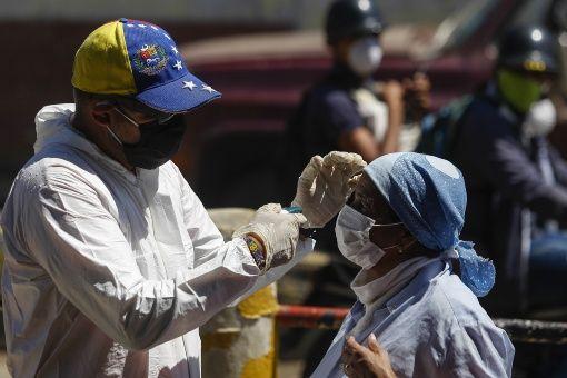 6 nuevos casos de COVID-19 en Venezuela: 119 contagios en total