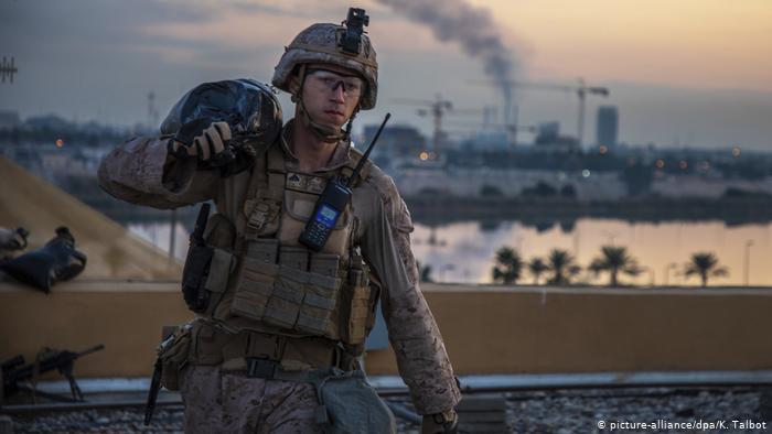 Francia retiró sus tropas de Irak por pandemia de COVID-19