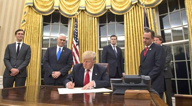 EEUU extendió decreto de emergencia nacional sobre Venezuela un año más