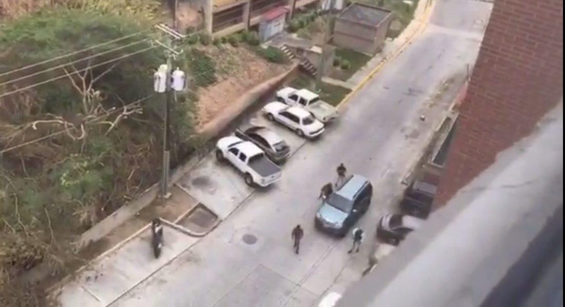 Detuvieron a dos colaboradores de la Presidencia (E) en Caracas