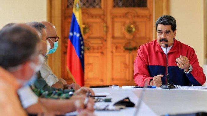 Maduro: Estoy de acuerdo en un diálogo con Iván Duque
