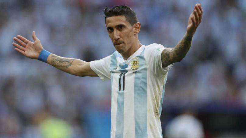 Así el Real Madrid le recomendó a Di María no jugar la final del Mundial 2014