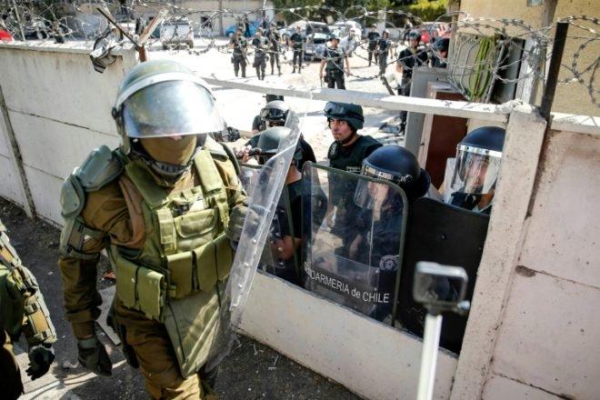 Fuga en cárcel de Chile por COVID-19 fue controlada