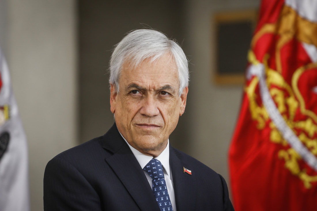 Sebastián Piñera, presidente de Chile | Foto: Cortesía