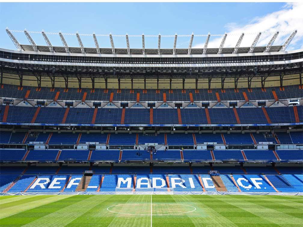 Santiago Bernabéu | Foto: Cortesía