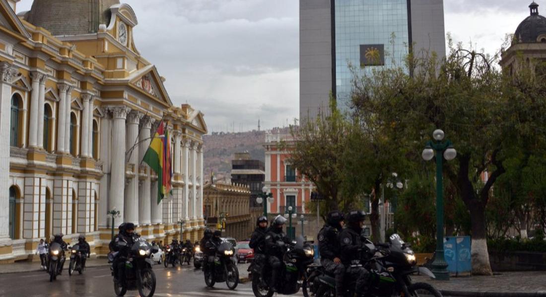 Bolivia endurece medidas y cierra las fronteras por brote de covid-19 foto AFP