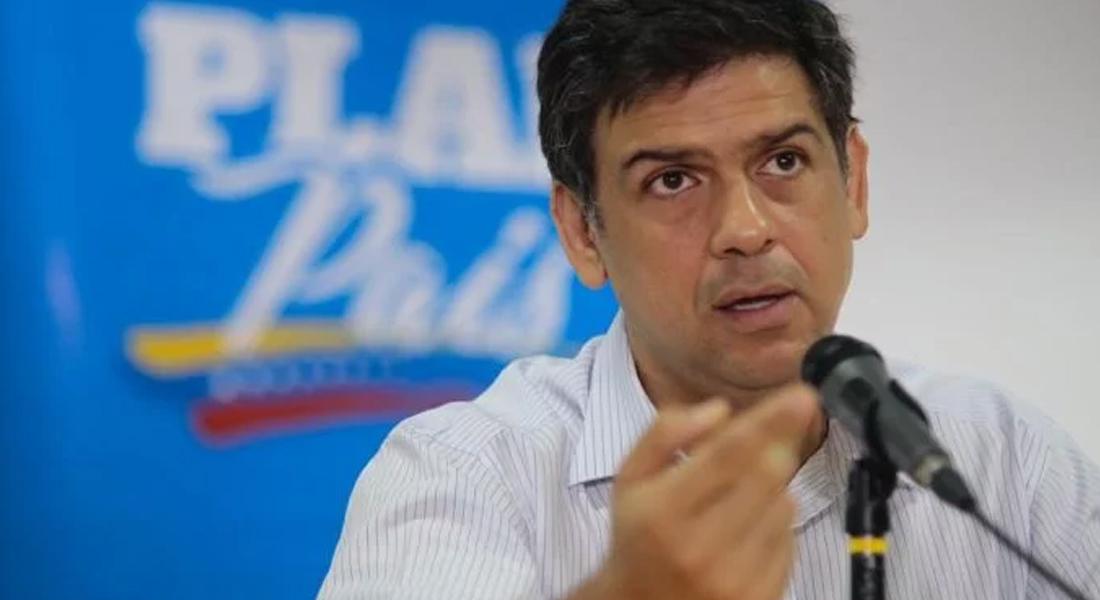 Carlos Ocariz insistió en la necesidad de un Gobierno de Emergencia ante el covid-19