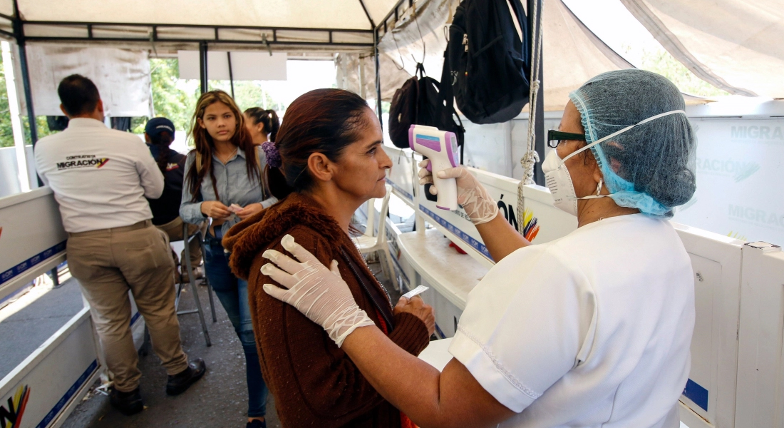 Coronavirus continúa su expansión en América: Panamá confirmó primer fallecido