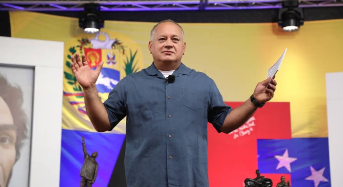 Diosdado Cabello amenazó al jefe de prensa del presidente (E) Guaidó