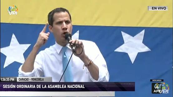 """Pdte. (E) Guaidó: """"Podemos reencontramos como mayoría"""""""