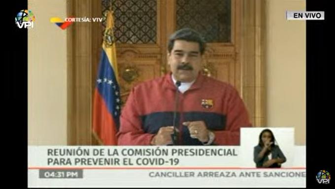 Nicolás Maduro | Foto: Cortesía