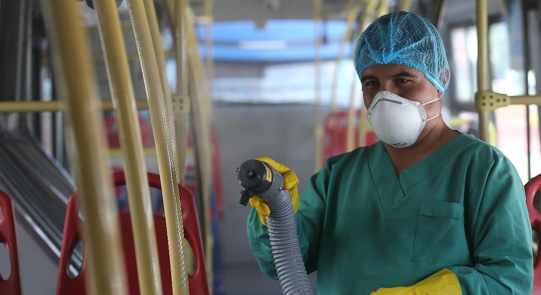 Ecuador decretó estado de excepción y toque de queda por el coronavirus