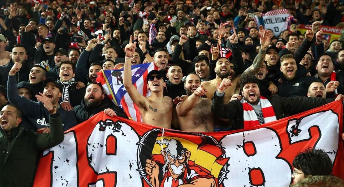 Exfuncionario de salud culpó a seguidores del Atlético Madrid por aumento de coronavirus en Liverpool