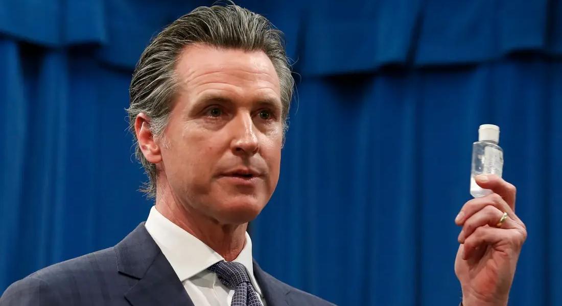 Gobernador decretó cuarentena para 40 millones de personas en California