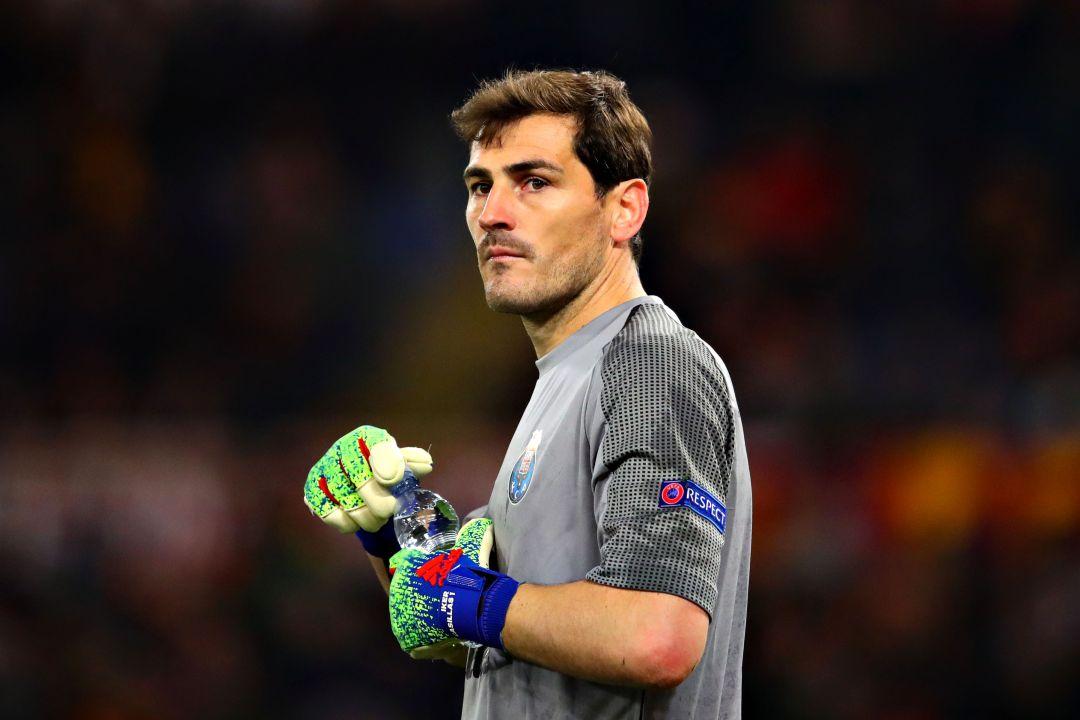 Casillas y agente de Cristiano se ven envueltos en operativo antifraude del fútbol de Portugal | Foto: Cortesía