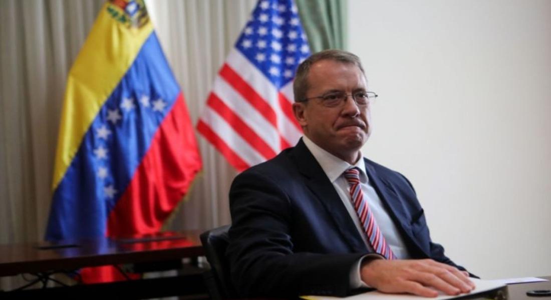 """James Story reiteró las """"graves violaciones de DDHH"""" por parte de Maduro en Venezuela"""