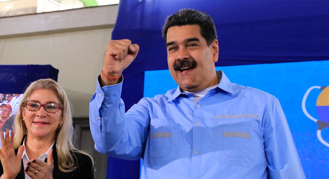 """Maduro calificó como """"victoria"""" la contramarcha del chavismo por el 10 de marzo"""