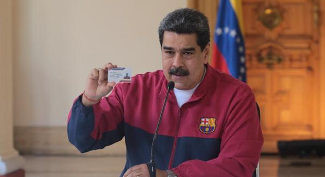 """Maduro detalló medidas sobre la """"radicalización"""" de la cuarentena"""