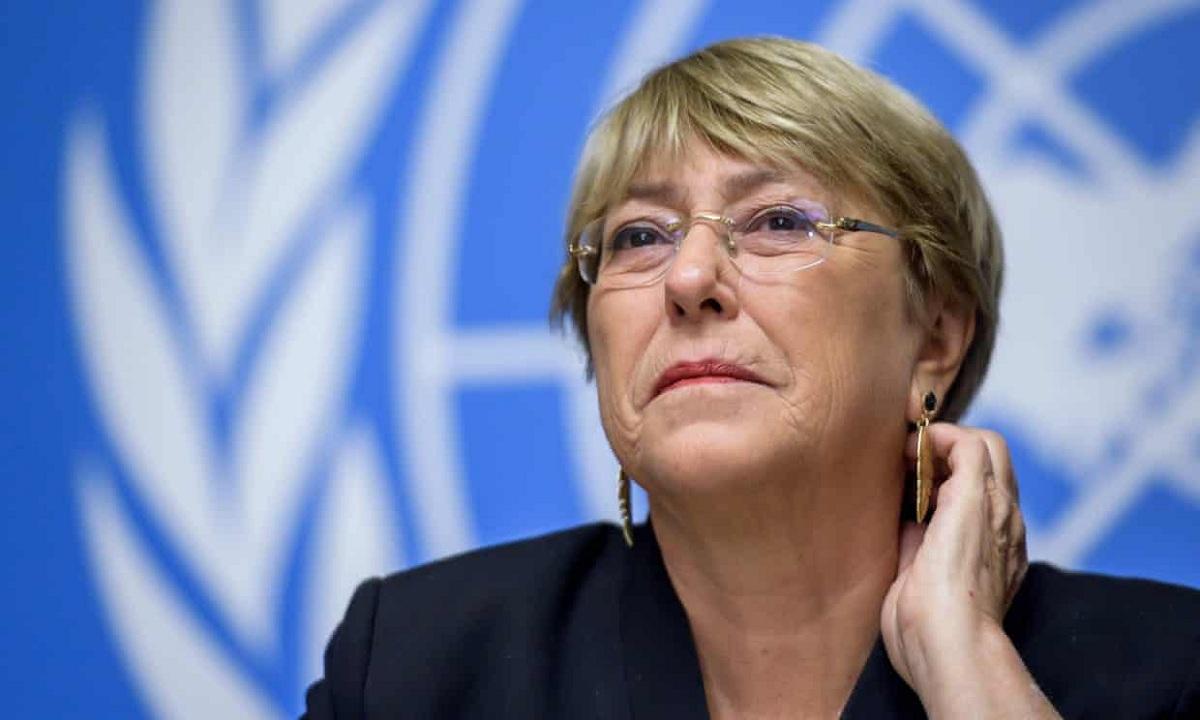 Michelle Bachelet | Foto: El Nacional