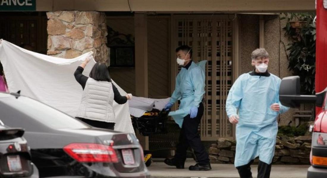 New Jersey registró su primer fallecido por coronavirus