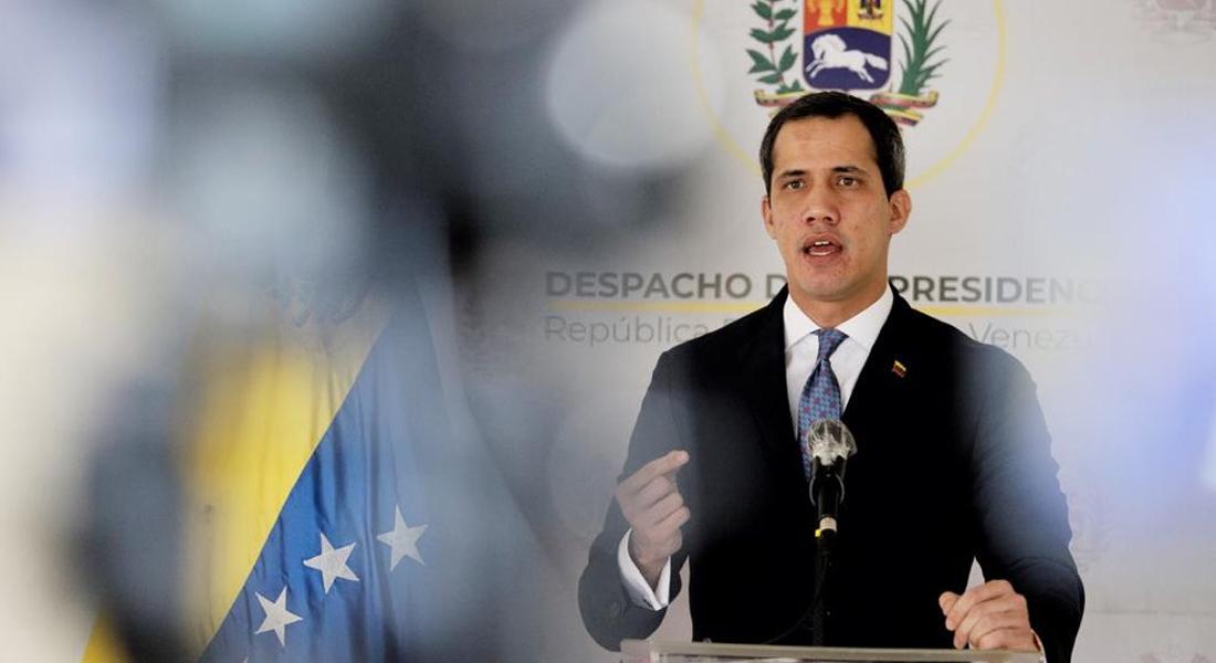 Presidente (E) Guaidó