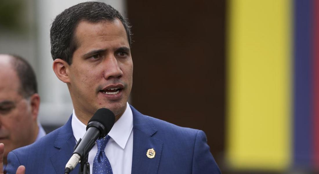 Presidente (E) Guaidó responsabilizó a Maduro por la crisis del sistema de salud