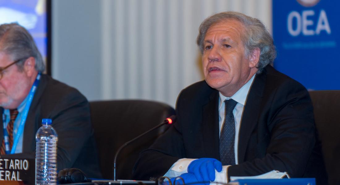 Régimen de Maduro rechazó la reelección de Luis Almagro en la OEA