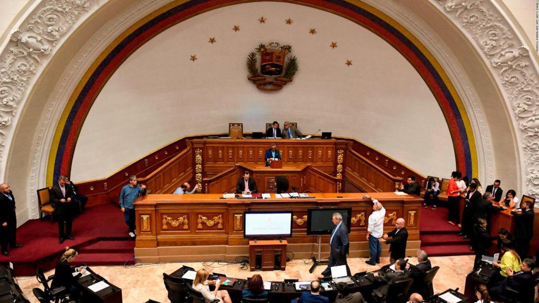 La asamblea nacional emitió un comunicado | Foto: El Nacional