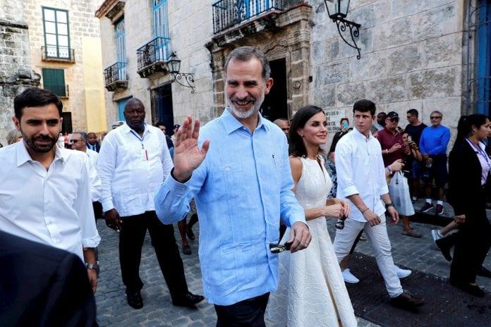 reyes de España dieron negativo en la prueba del coronavirus | Foto: Cortesía