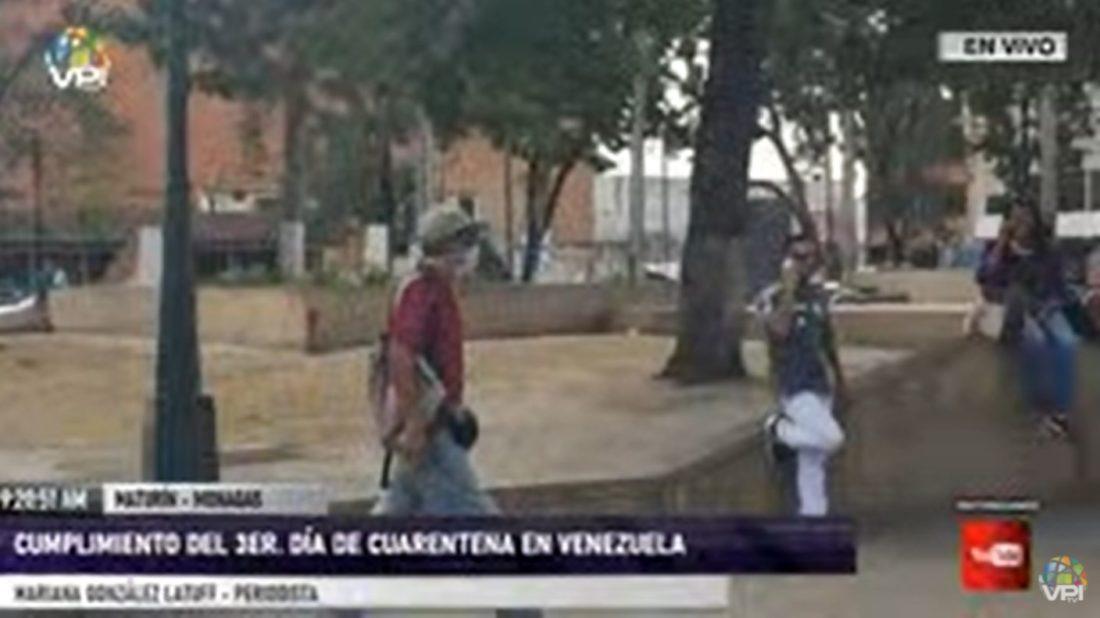 Ciudadanos acataron tercer día de cuarentena