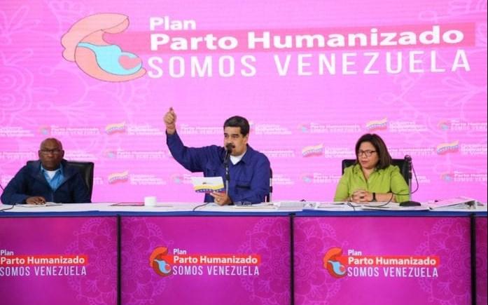 Maduro a venezolanas: A parir, a tener seis hijos