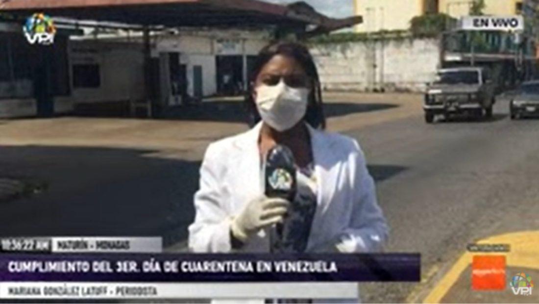 Estaciones de servicio permanecen cerradas como prevención al covid-19 en Monagas