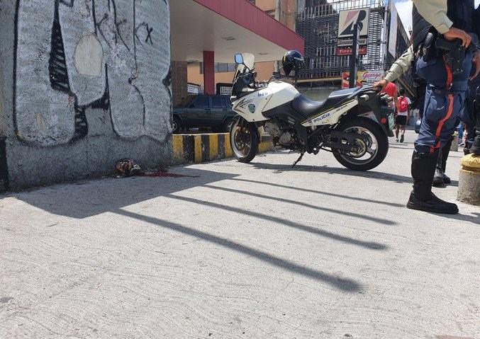 Asesinaron a estudiante de la USM en la av. Francisco de Miranda (Caracas)